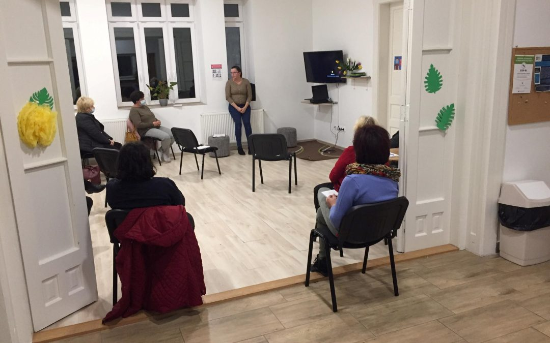 7th Energy Café held in our rural Living Lab in Hungary!