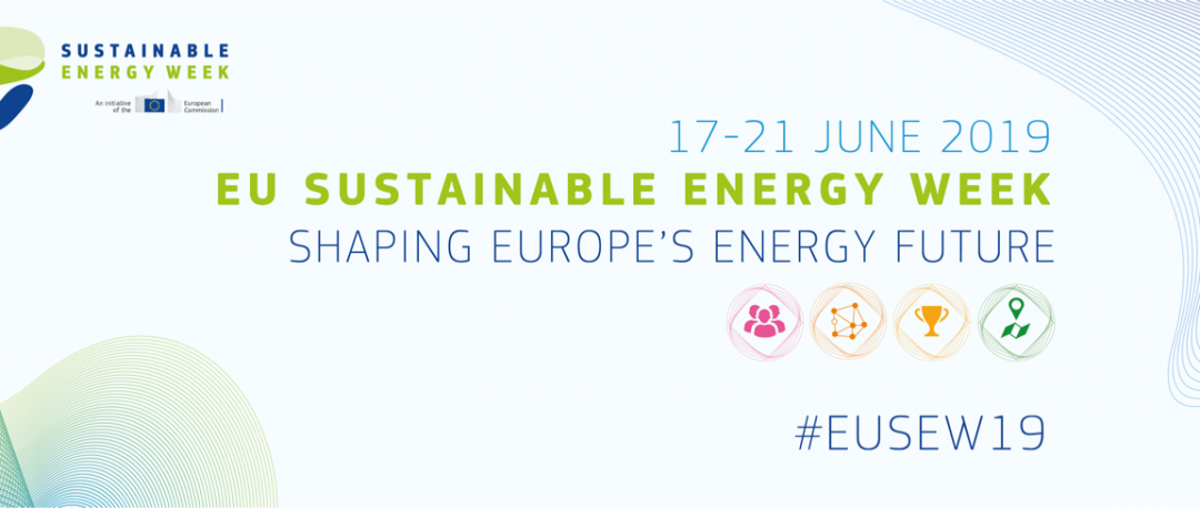 Come meet us and hear about STEP-IN at EUSEW in Brussels!