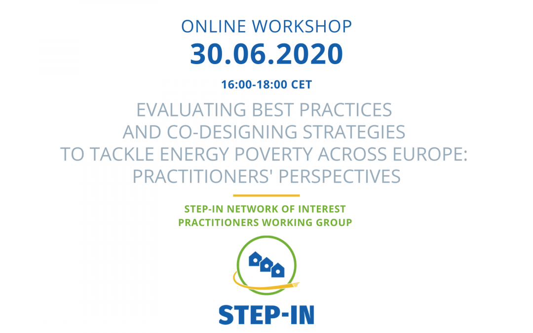 STEP-IN Network of Interest Online Workshop