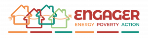 Logo of the ENGAGER COST action