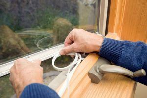 Thermal insulation of windows